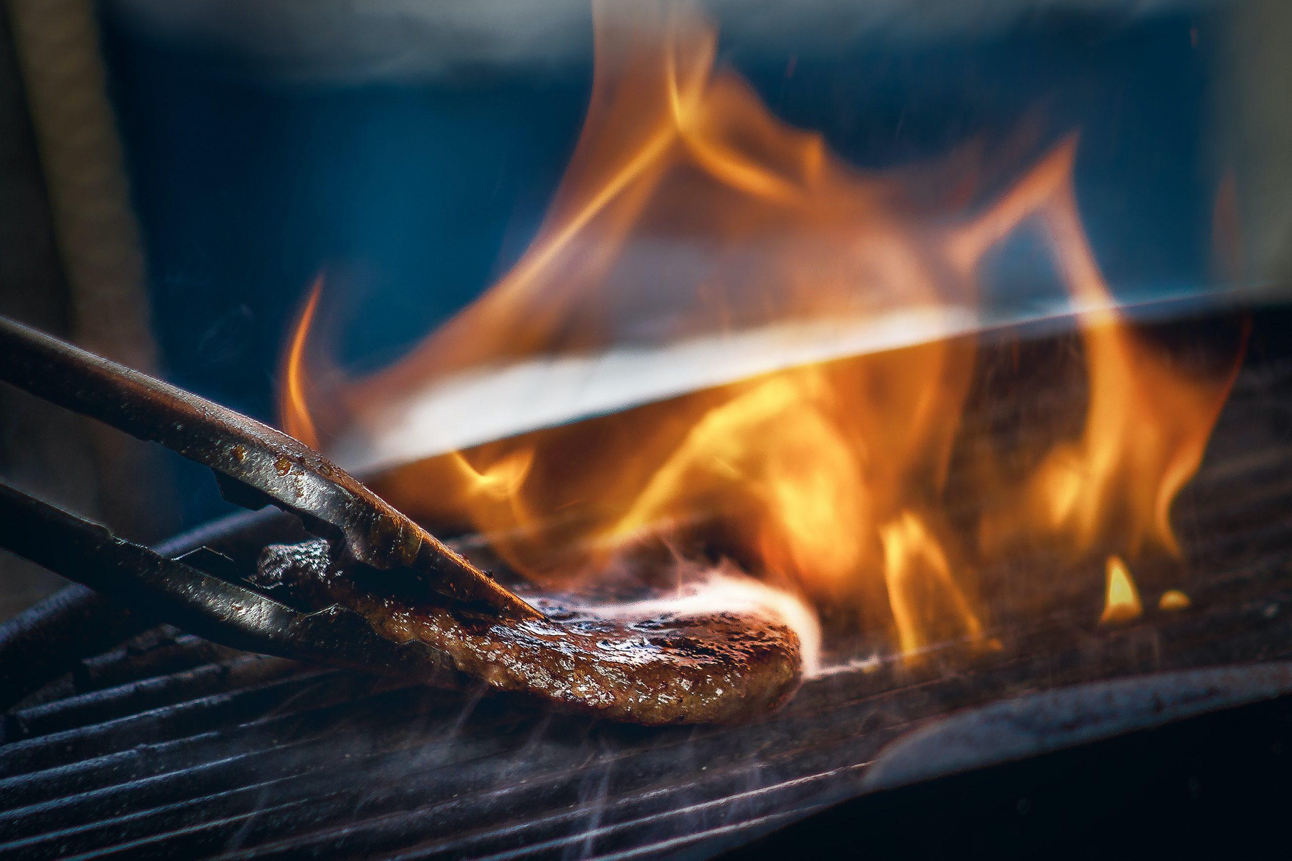 13 augusti: Grillkurs - lär dig grilla av en grillmästare!